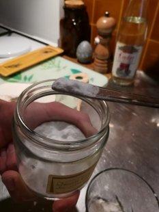 Pointe de cuillère à café de Bicarbonate