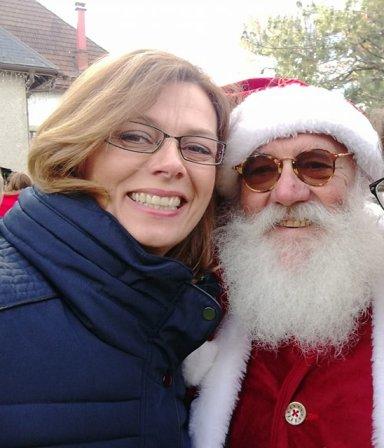 Père Noël et Mumu